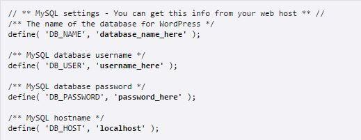 MySQL-Info