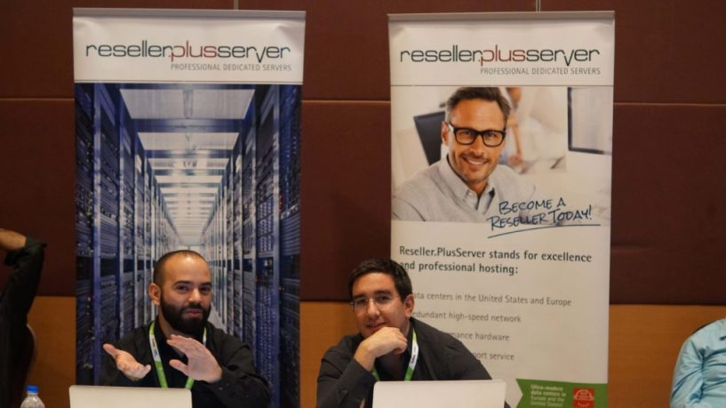 reseller plus servser at WHD India 2015