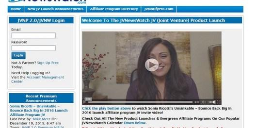 JVNewsWatch JVNotify Pro