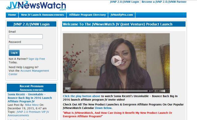 JVNotify Pro News