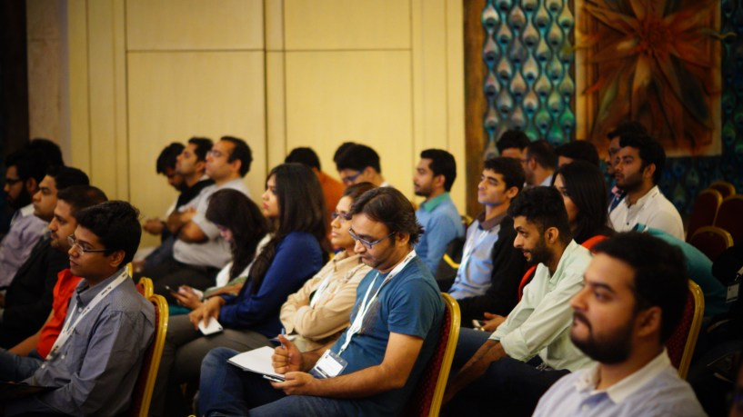 Payoneer roadshow Pune 2015 India (6)