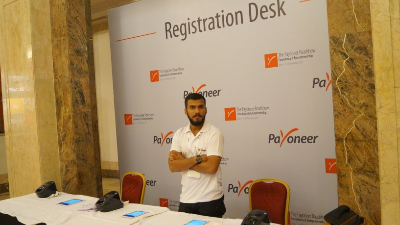 Payoneer roadshow Pune 2015 India (7)
