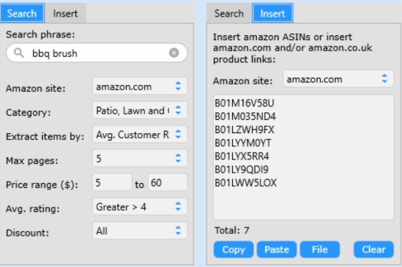 AmaSuite- Get Detailed Analysis