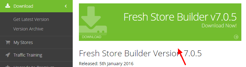 Downloads Fresh Store Builder