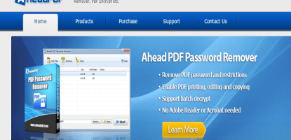 Ahead PDF Converter  PDF Password Remover  PDF Merger  PDF Splitter Software  Coupon promo codes  discount codes