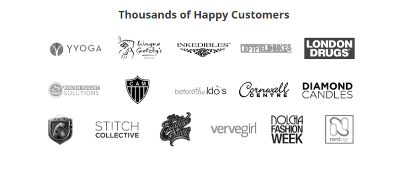 Wishpond Easy Lead Generation Software customers