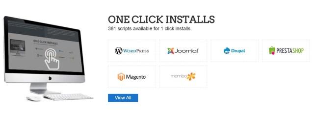 interserver one click installs
