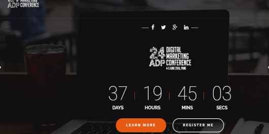 24ADP   Digital Marketing Conference Pune 2016   June 4 5