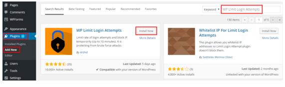 External WordPress Security 1