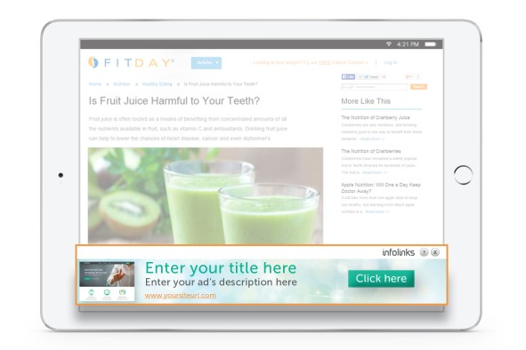 AdShop final image - Infolinks Review