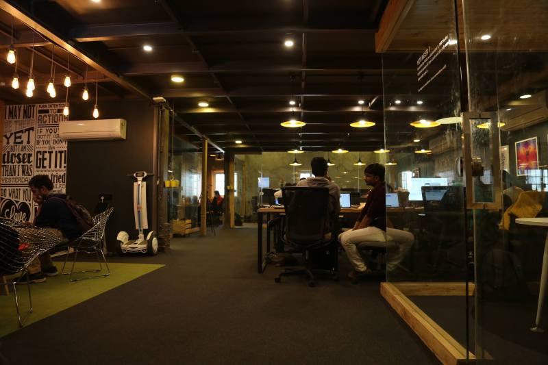 Innov8 coworking space delhi cp