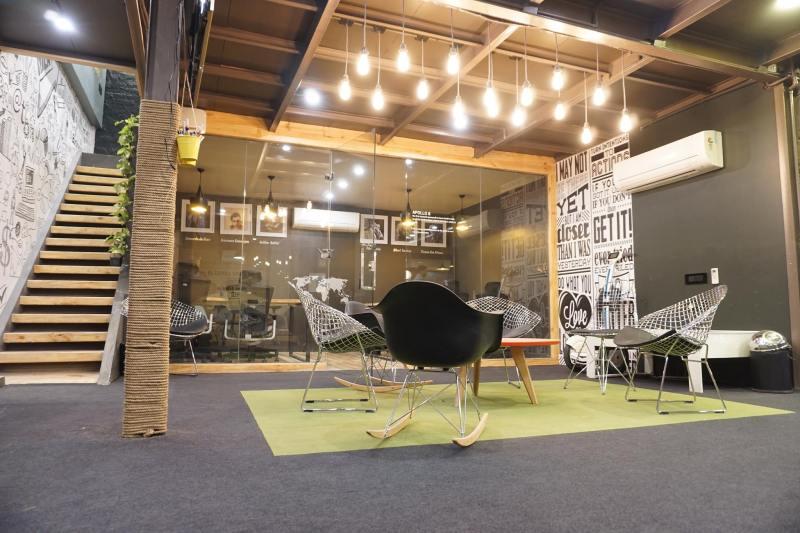 Innov8 coworking space delhi