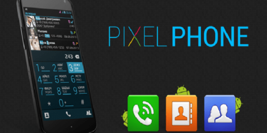 PixelPhone Review features
