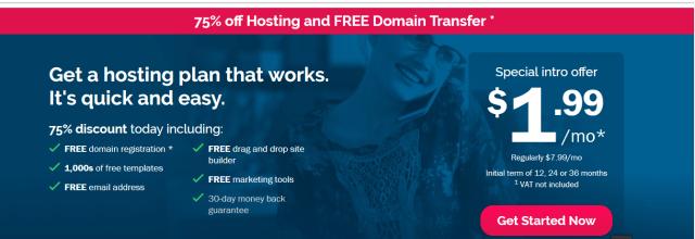 iPage drupal hosting