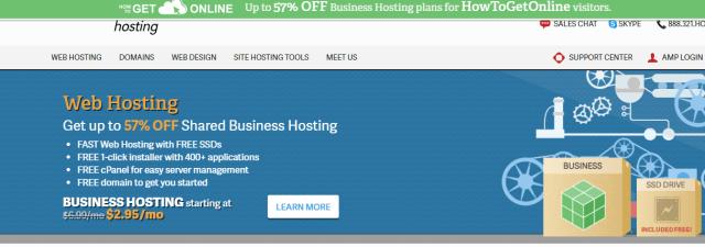 Inmotion linux hosting