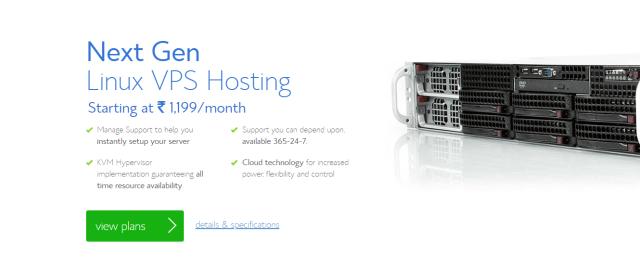 bluehost linux vps hosting