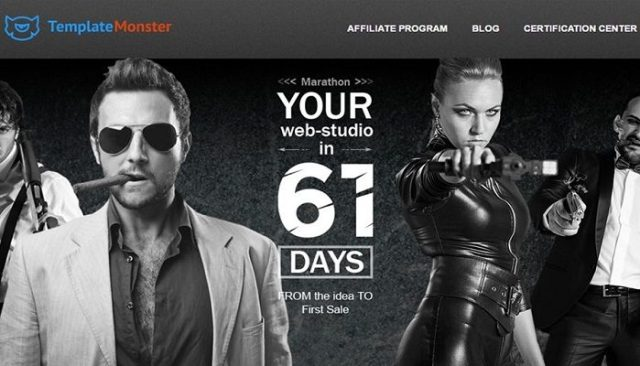 Build a Website in 2 Months for Free with TemplateMonster's Marathon