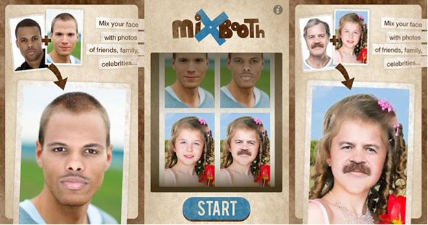 mixbooth - Funny Android Apps