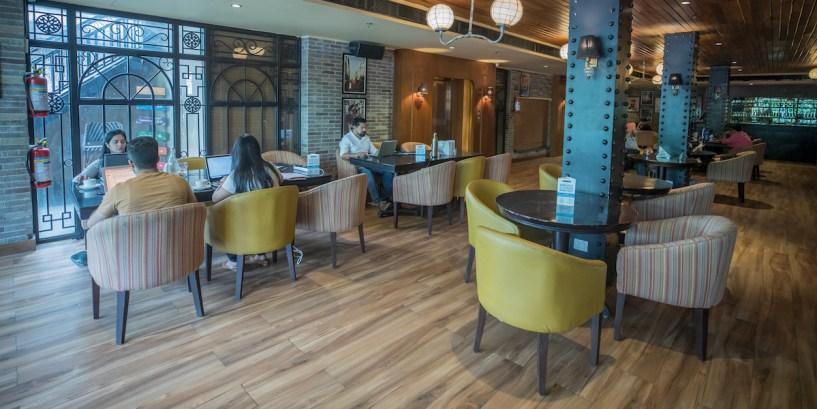 Coworking Spaces in Delhi & Delhi NCR
