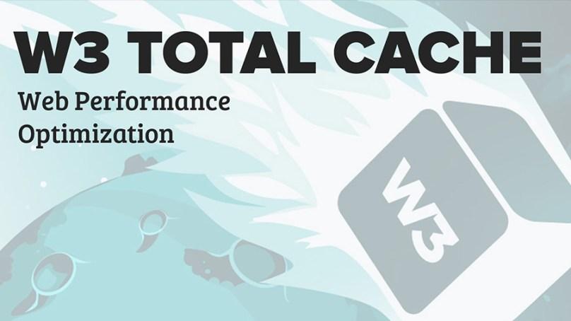 w3-total-cache-free - WordPress plugin