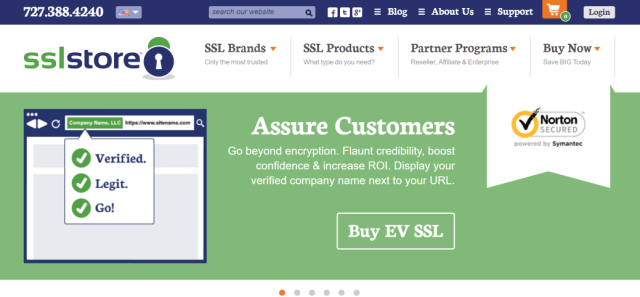 THEsslstore SSL Certificates Provider