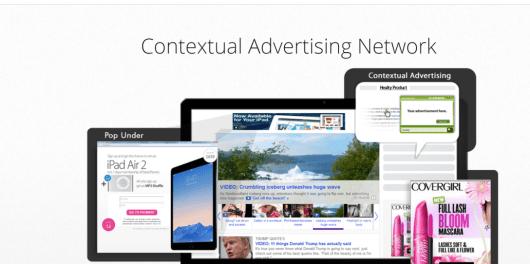 Clicksor Contextual Advertising Behavioral Marketing