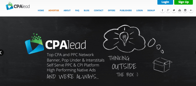 cpalead - Top Content Locker Ad Networks