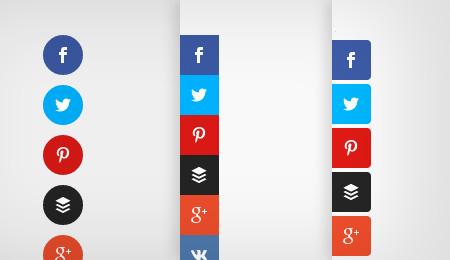 Add a social media button