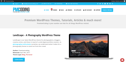 Premium Coding Themes Review