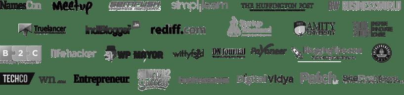 Jitendra has been featured Brands