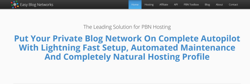 easy blog networks review
