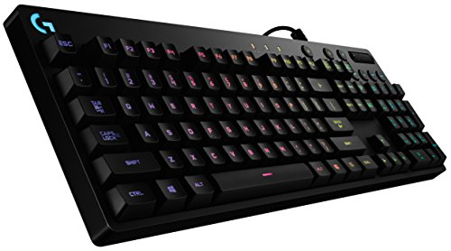 Logitech -Best gaming keyboard