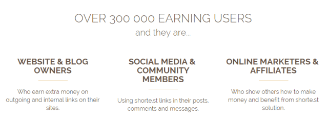 Shorte.st Promo Code - Earn money on short links
