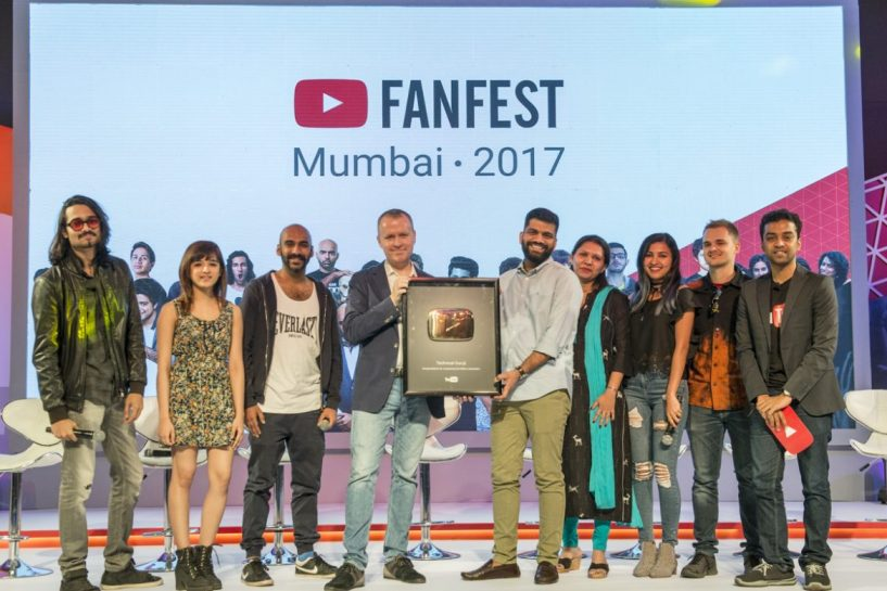 Youtube Mumbai fanfest
