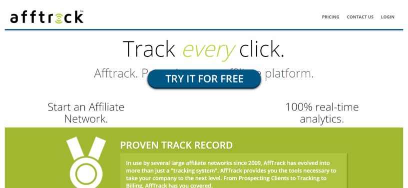 Afftrack - Track Every Click