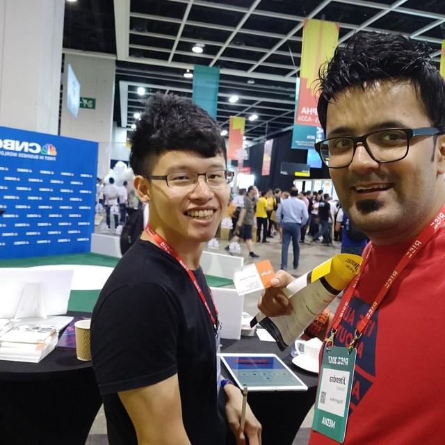 Steven FJ Chuang From TapPay