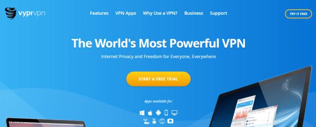 VyprVPN - Top vpn service for china