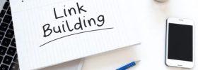 link building - Ranking Factor Google