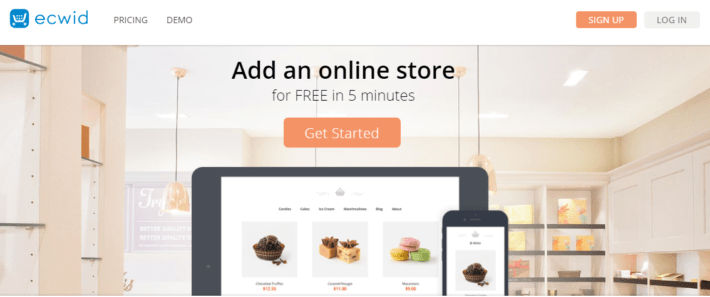 Ecwids Shopping Cart An Ecommerce Solution