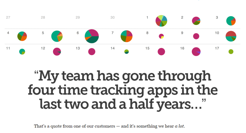 Freckle Friendly Online Time Tracking Software