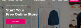 PrestaShop - Best Free ecommerce software