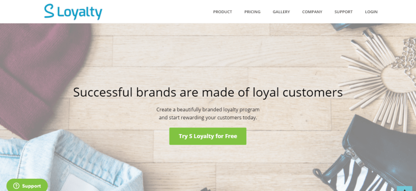 S Loyalty - best Loyalty Program for Shopify and BigCommerce