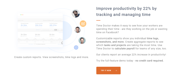 time doctor review best time tracking employee software worth it