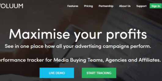 Voluum Review - Performance marketing tracker