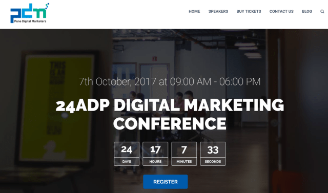 24adp Digital Marketing Conference 2017