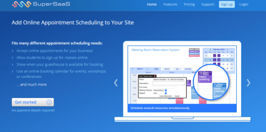 SuperSaas Review- Appointment Scheduling