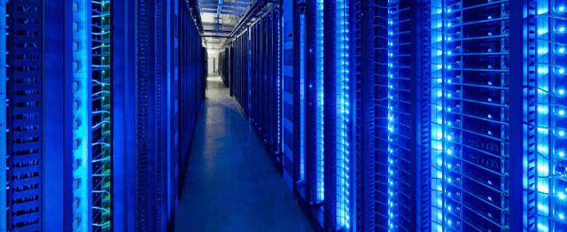 hosting provider data center