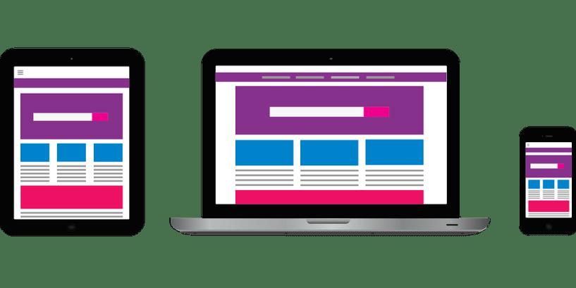 website builder responsive