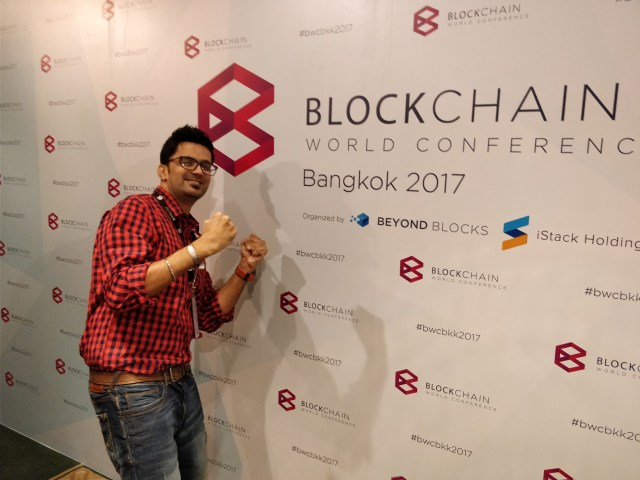 Blockchain World Conference 2017
