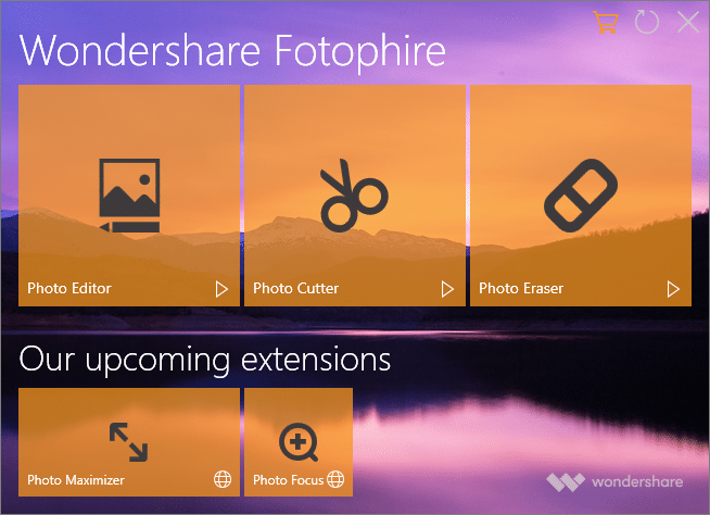 Fotophire Wondershare Photo Editing Software Review : Pros and Cons